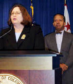 Anne Witt, DC  Department of Motor Vehicles director