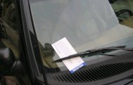 Philadelphia car ticketed