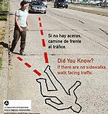 DOT pedestrian brochure