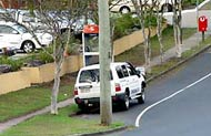 Queensland speed camera