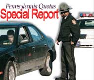 Ticket Quota Cover Up Continues With Pennsylvania State Police