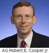 Attorney General Robert Cooper