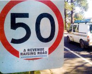 Revenue raising road