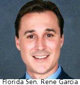 Florida state Sen. Rene Garcia