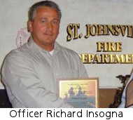 Officer Richard Insogna
