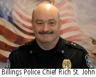 Billings Police Chief