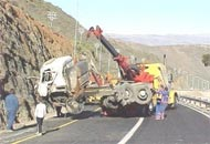 South African accident