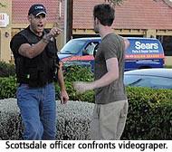 Arrested, 9/18/08