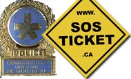 SOS Ticket