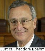 Justice Theodore R. Boehm