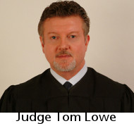 Judge Tom Lowe