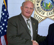 Sheriff Terry S. Johnson