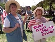 TTC protestors