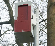 Utrecht speed camera
