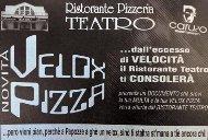 Autovelox pizza ad