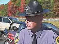 Virginia state trooper