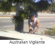 West Australian vigilante